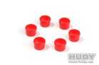 195058-R Cap for 18mm Handle - Red (6)