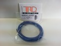 108 TQ Superflex Leadwire 18ga. 10' Blue -TQ108
