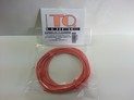 100 Superflex Leadwire 18ga.  10' Orange -TQ100