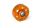 335520-O Alu Carrier for 2-Speed Gear (2nd) + Ball-B. - Orange