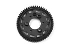 335658 Graphite 2-Speed Gear 58T (1st) 2014