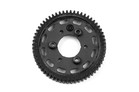 335660 Graphite 2-Speed Gear 60T (1st) 2014