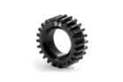 348424 XCA Alu Pinion Gear 24T (2nd) - 7075 T6 - Hard Coated -Large