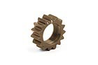 348515 XCA Alu Pinion Gear - 15T (1st) - 7075 T6 - Hard Coated