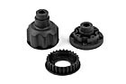 335010 NT1 COMPOSITE FRONT DIFF. CASE, COVER & 27T BELT PULLEY