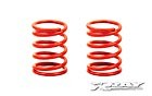 338288 XRAY NT1 SPRING-SET D=1.9 (35 LB) LIGHT-RED - HARD - REAR (2)