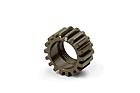 338518 NT1 XCA ALU 7075 T6 HARDCOATED PINION GEAR - 18T (1ST)