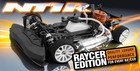 330100 XRAY NT1R 1/10th Nitro Touring Car Kit, Raycer Edition