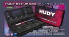 199230 1/8 Exclusive set-up system carrying bag for 1/8 on-road