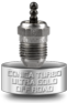C6TGC - Conical Turbo Gold Glowplug, (Medium-High Nitro)
