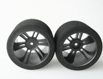 RC Car 1/10 Wide GT Foam Tires