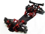 RC Car X Capricorn 1/10 Nitro On-Road Parts