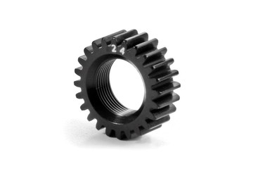348424 XCA Alu Pinion Gear 24T (2nd) - 7075 T6 - Hard Coated -Large (XRA348424)